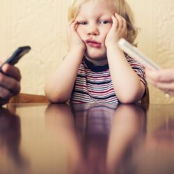 Smartphones and Parenting